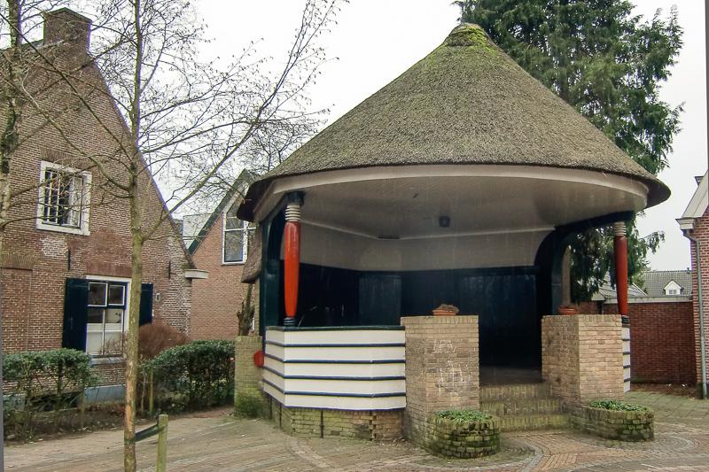 Dorpsstraat - Sijmons
