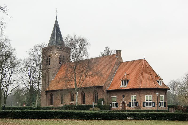 Torenlaan 16 - Rueter